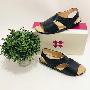 Naturalizer Women's Scout Sandals Black Size 8.5M